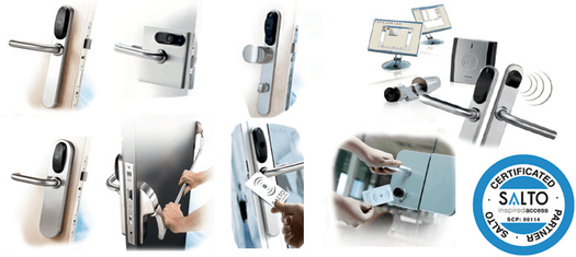 Card Access Control - Pro Security Products | Sandy Utah